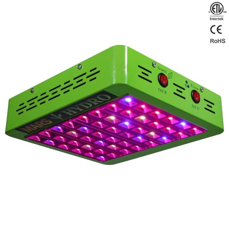Mars Hydro Reflector 48 240W LED Grow Light