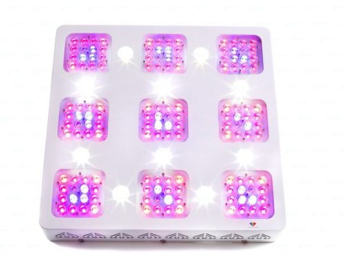 Best led grow lights 2018 reviews from the led grow lights experts advanced led lights diamond series xml 350 editors choice perfect for new growers with small medium size tents parisarafo Image collections