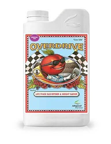 Advanced Nutrients Overdrive Fertilizer