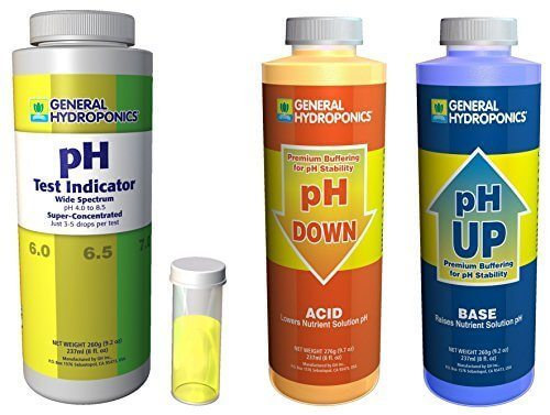 Hydrofarm GH1514 General Hydroponics Ph Control Kit
